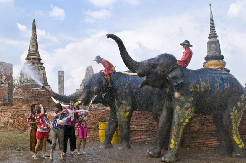 Сонгкран – самый удивительный в мире праздник