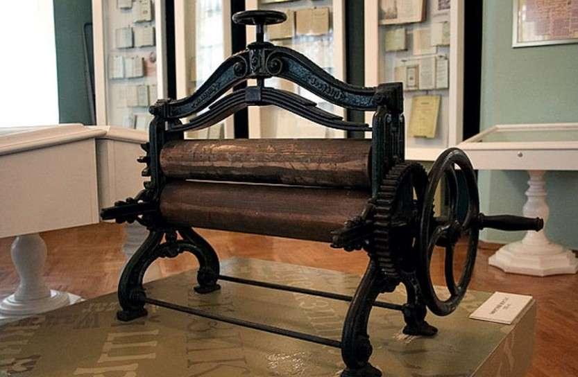 Так что же изобрел печатный станок?