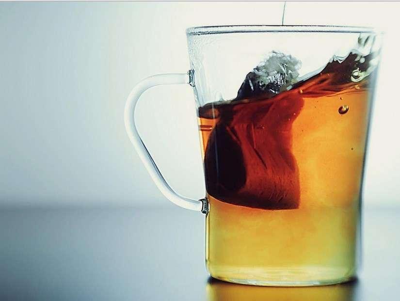 История создания чайного пакетика