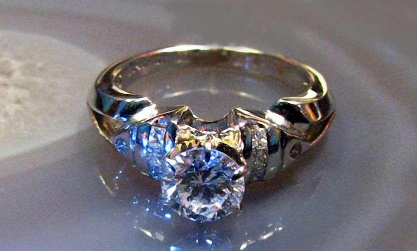 Про красоту бриллиантов и алмазов