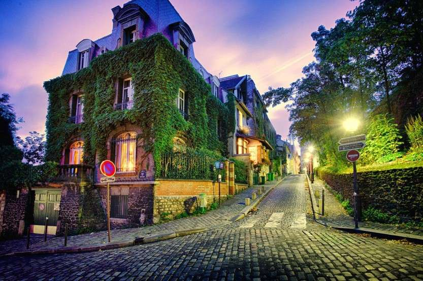twilight-in-paris