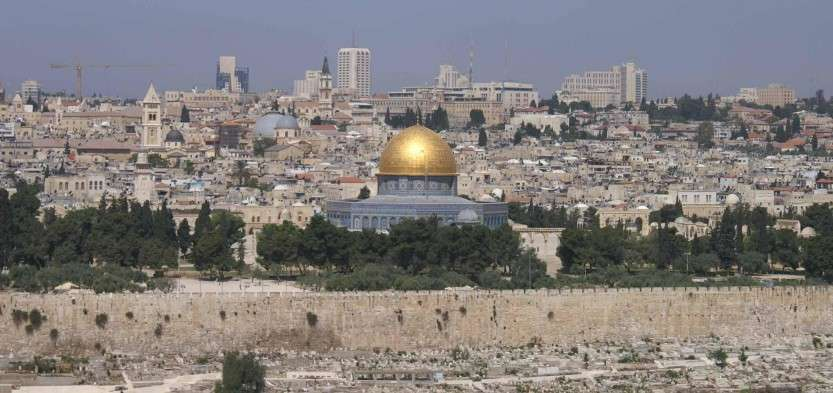 Jerusalem_Apartments_Israel_Tour