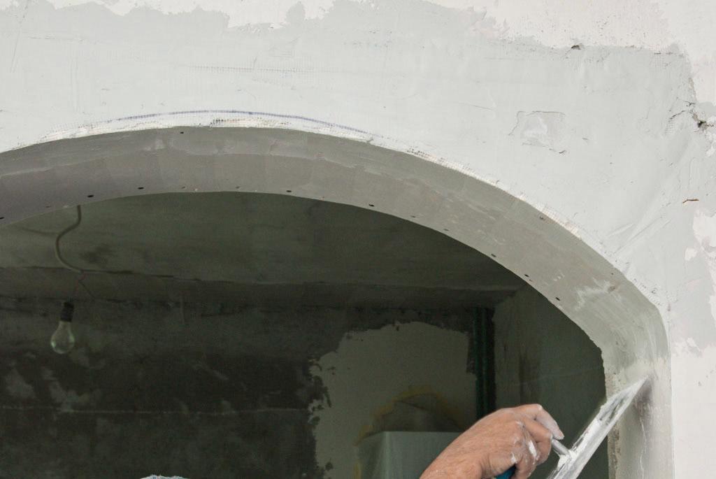 Отделка дверного проёма гипсокартоном своими руками