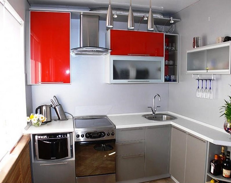 Кухня для кухни 55 квадратов дизайн хрущевка