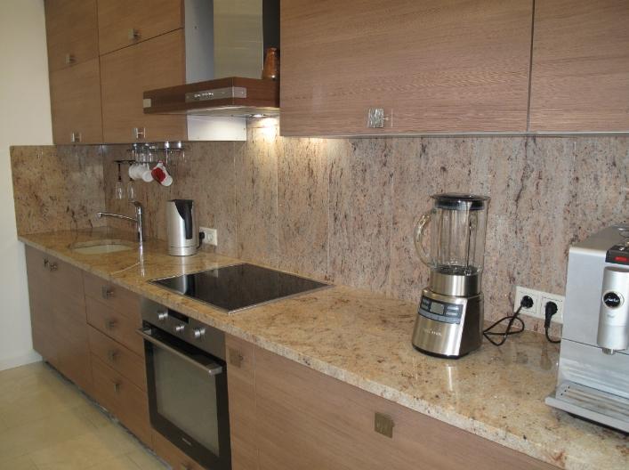 Столешницы из мрамора: как обустроить кухню стильно и практично