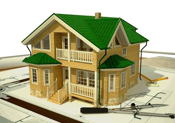 Основные плюсы каркасных домов