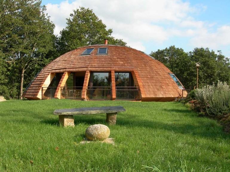 Экологичные дома