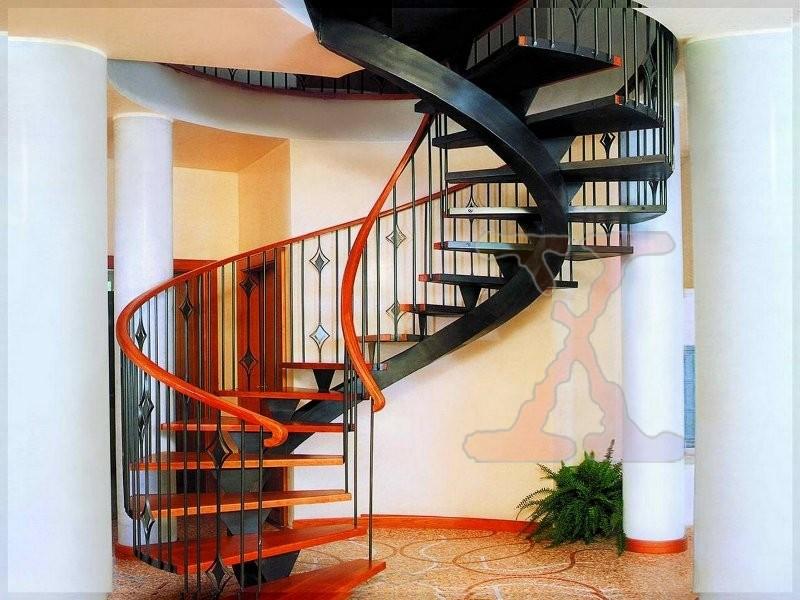 Лестница в доме своими руками