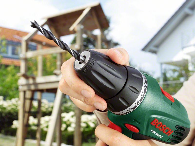 Преимущества дрелей и шуруповертов Bosch