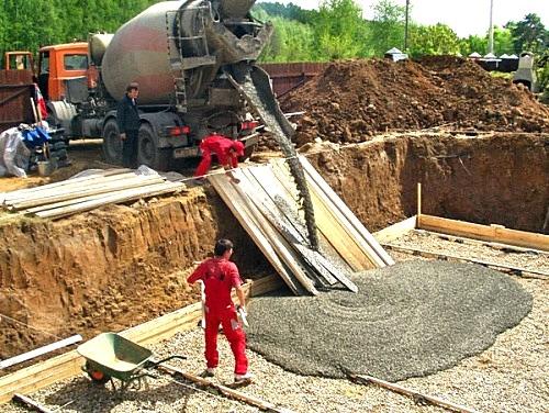 Технология изготовления бетона
