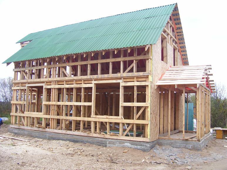 Основные этапы строительства домов в Москве