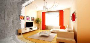 Преимущества ремонта квартир «под ключ»