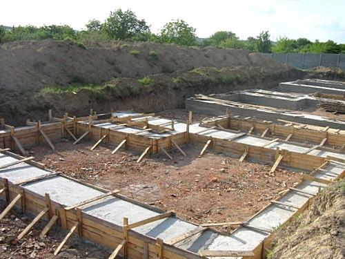 Фундамент для дома – нюансы строительства