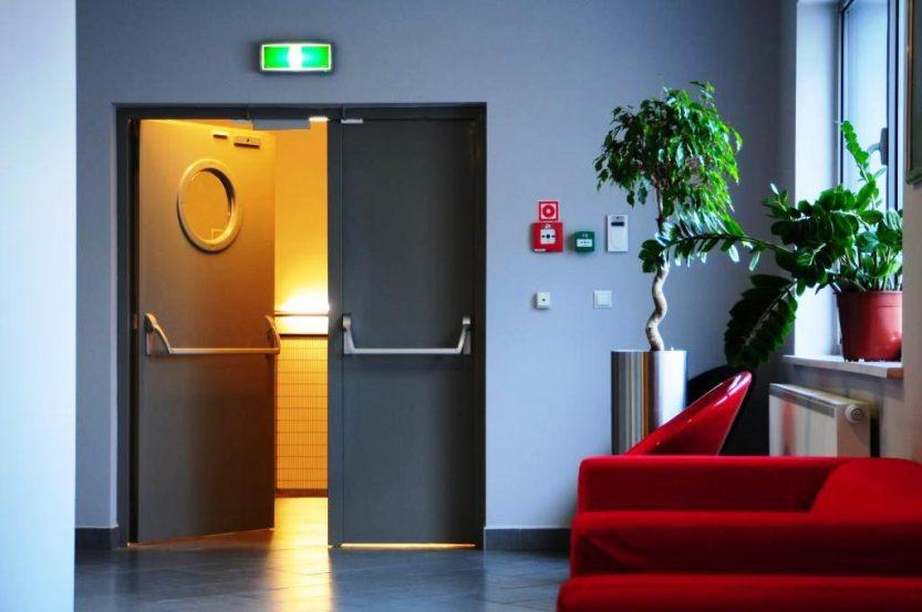 Противопожарная дверь – ключ к безопасности