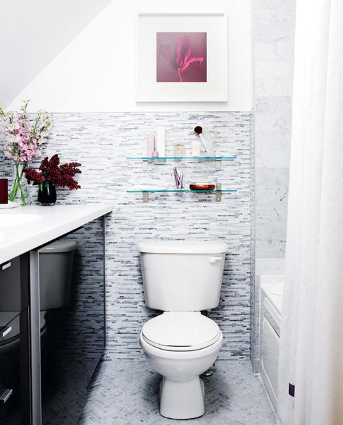 Как украсить ванную подручными средствами – небольшие советы