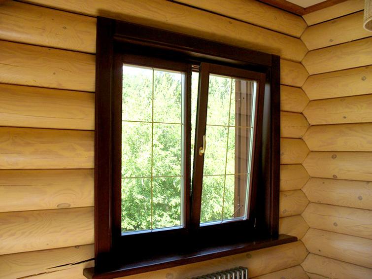Пластиковые окна, или деревянные – что же выбрать?