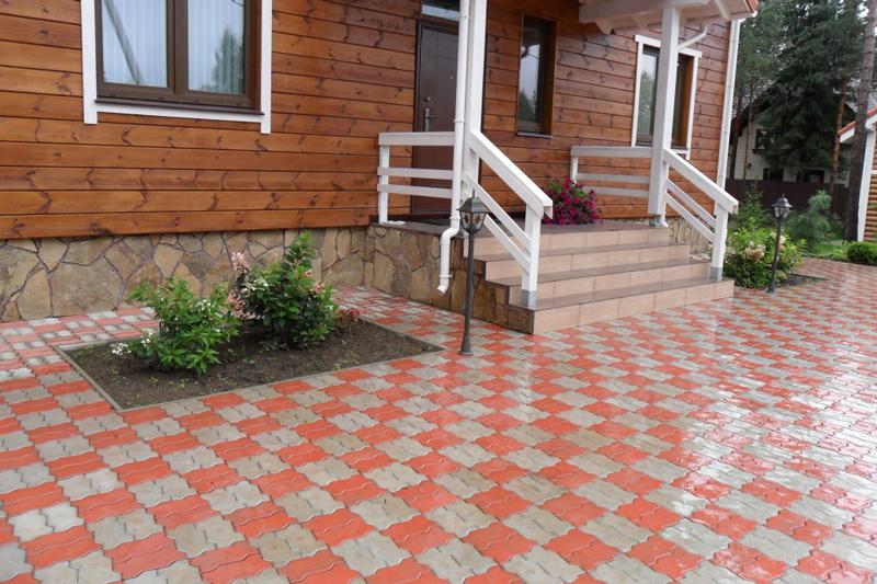 Выбор тротуарной плитки – практические советы
