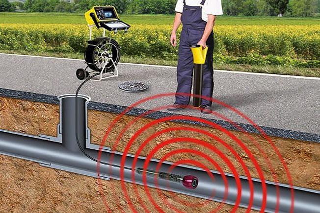 Подробно о проведении телеинспекции канализационных труб
