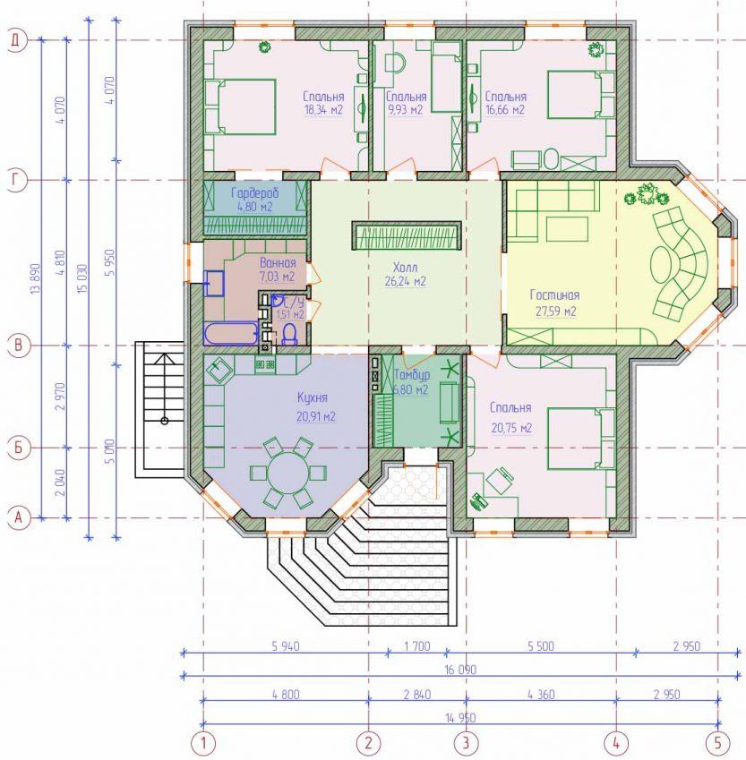 Почему необходимо покупать проект дома?