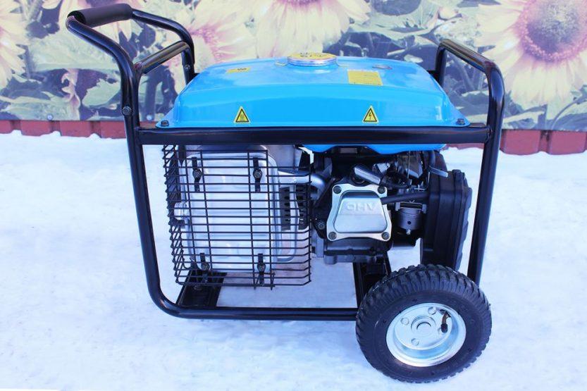 Как выбрать бензиновый генератор для дома?