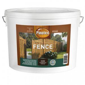 Пропитка для защиты пиленых деревянных поверхностей Pinotex Fence