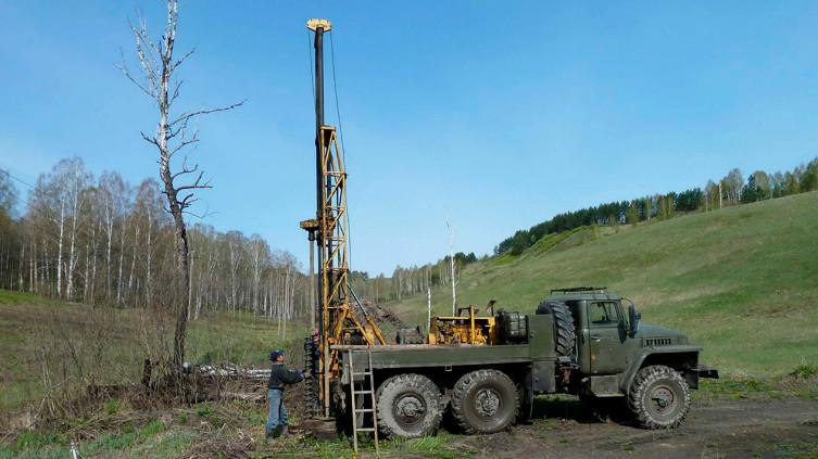Буровые работы при инженерно-геологических изысканиях