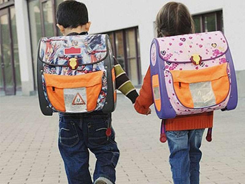 Каким должен быть школьный ранец?