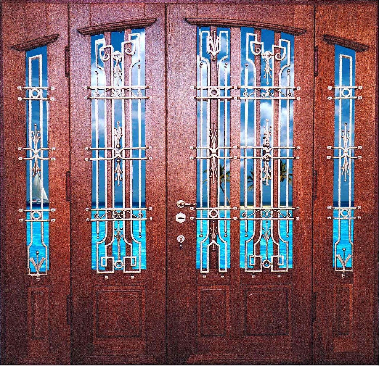Как мы купили бронированную входную дверь