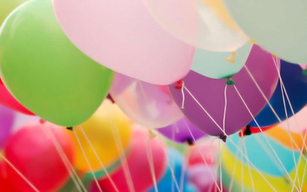 Интересные факты о воздушных шарах