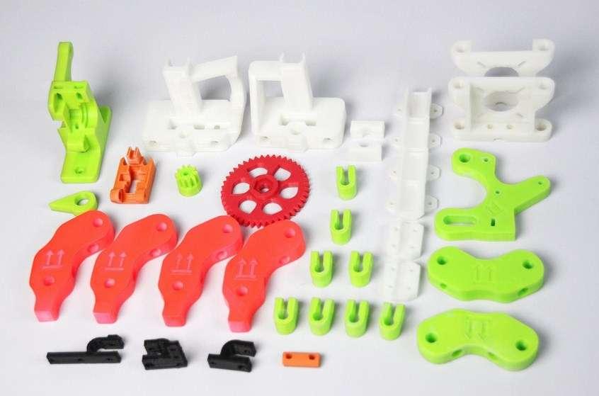 Новый материал создали при помощи 3D-принтера