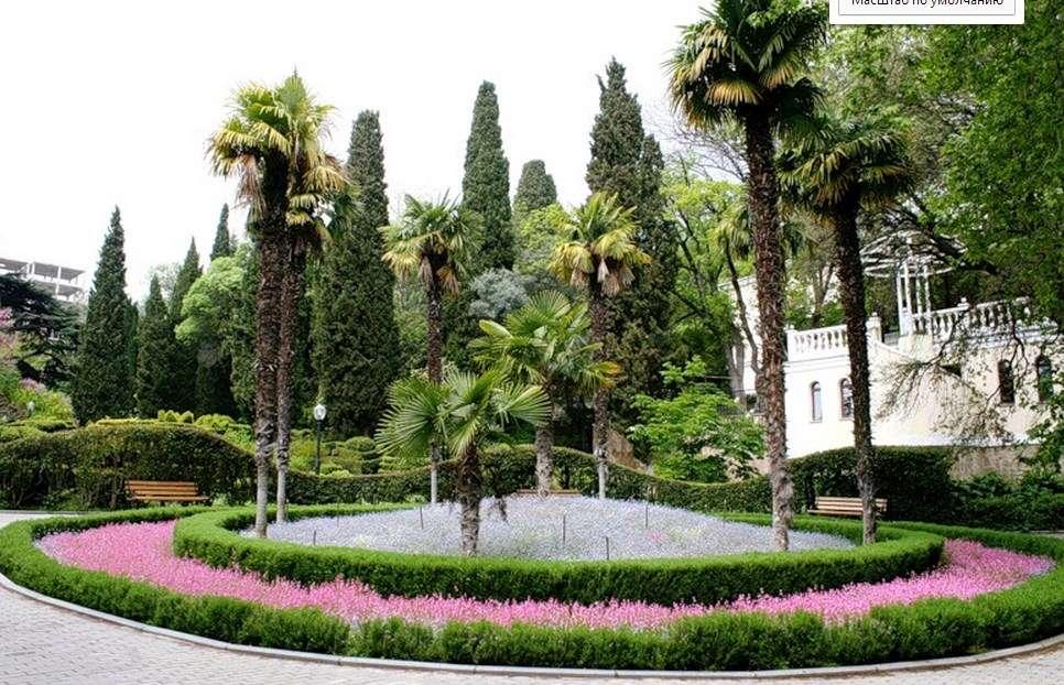 Музей-парк в Гурзуфе